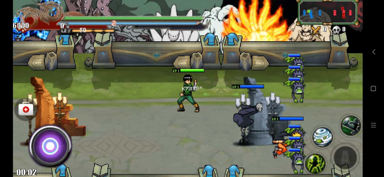火影战记 v3.4 全英雄破解版 截图