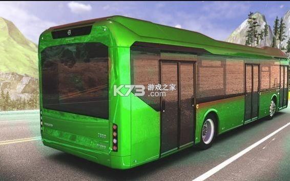公交車模擬2020 v7.0 破解版 截圖
