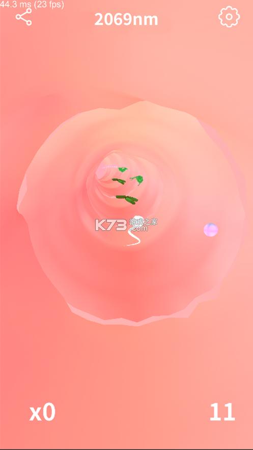 SpermDash v1.0 游戏 截图