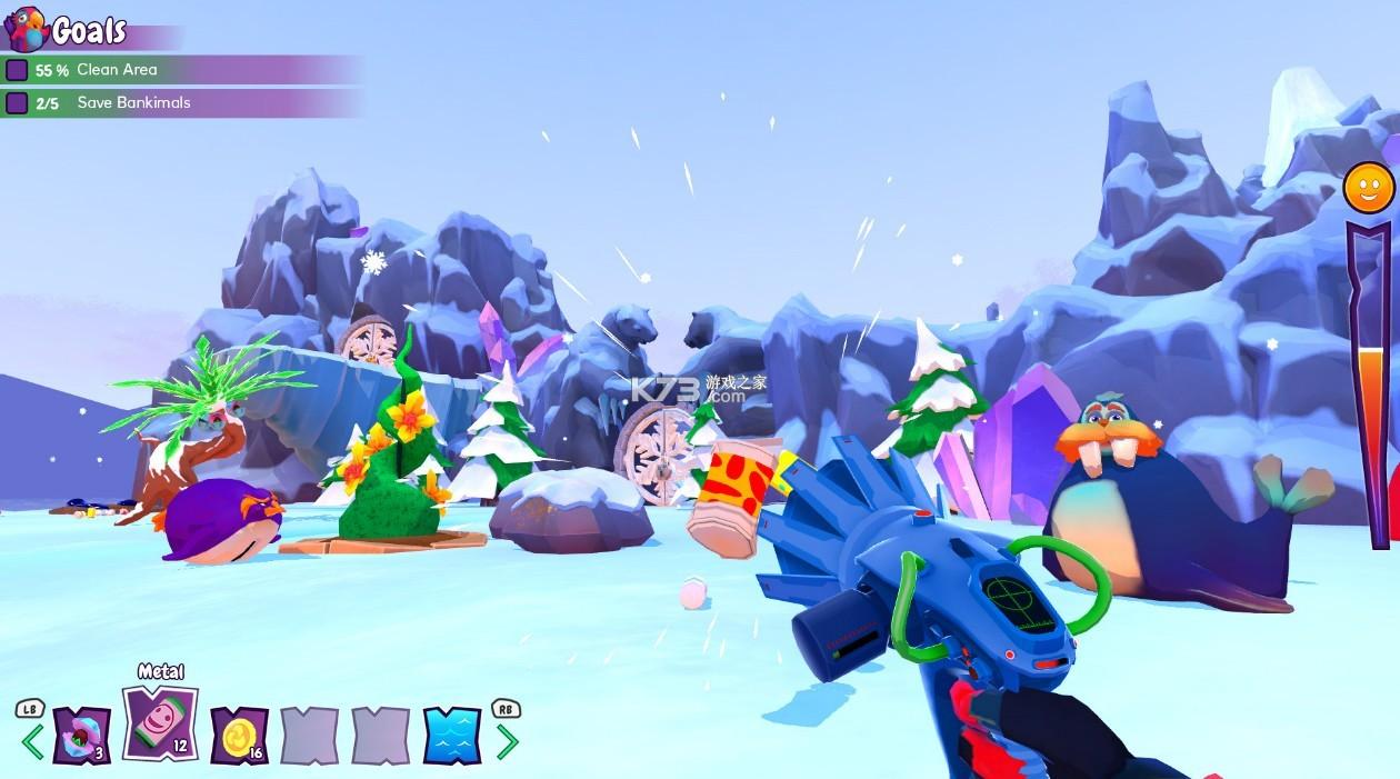 小岛清洁工 v1.0 游戏 截图