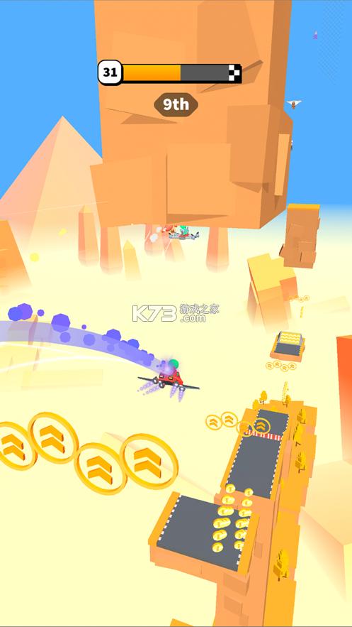 賽道滑翔機 v1.0.17 小游戲 截圖