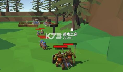 低聚中世纪王国 v0.7.1.2 游戏 截图