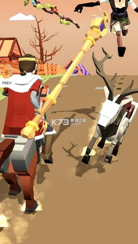 西部荒野騎士對決 v1.6 游戲 截圖