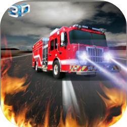城市消防戰士救援3D游戲v1.0
