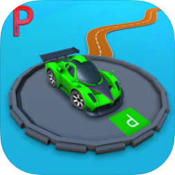 完美的停车道果酱3D游戏v1.0