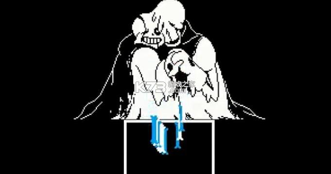 六骨sans v1.0 游戏 截图