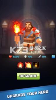 战斗艺术家 v0.1 游戏 截图