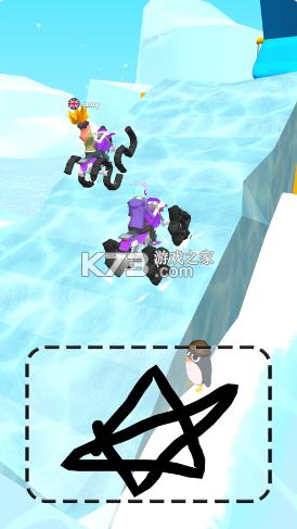 涂鸦骑士3D版 v1.600 全关卡破解版 截图