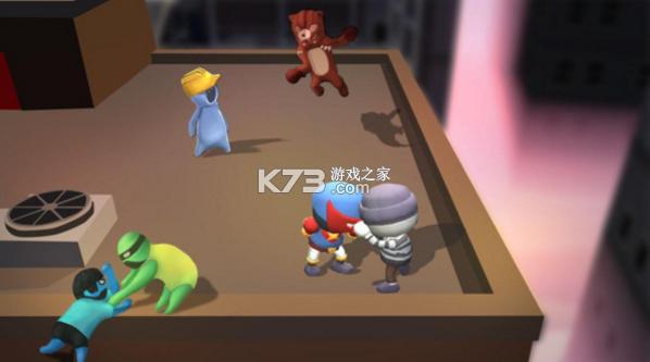 暴力的人类淘汰赛 v1.0 游戏 截图