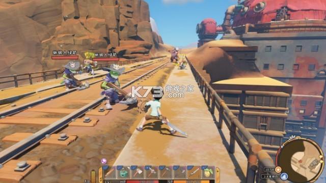 沙石镇时光 游戏 截图