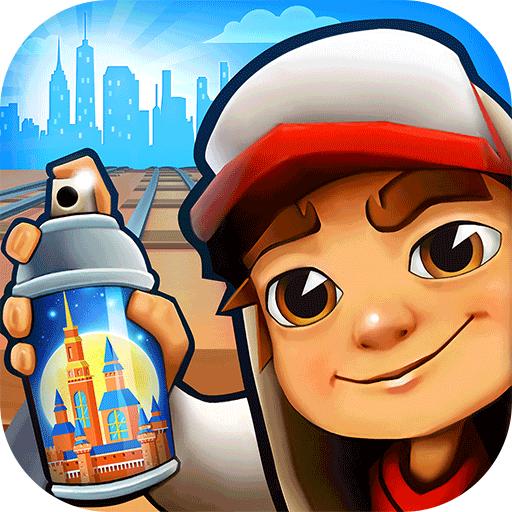 地铁跑酷游戏最新版v3.12.0