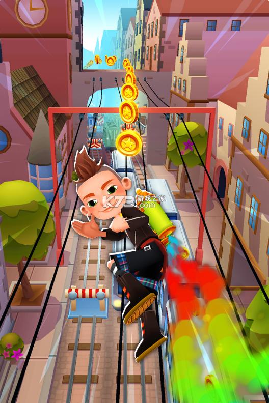 地铁跑酷 v3.12.0 游戏最新版 截图
