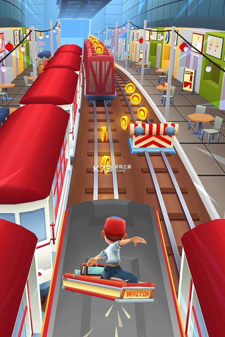 地铁跑酷 v3.12.0 小石城版本 截图