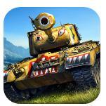坦克争锋无限金币钻石版v1.0