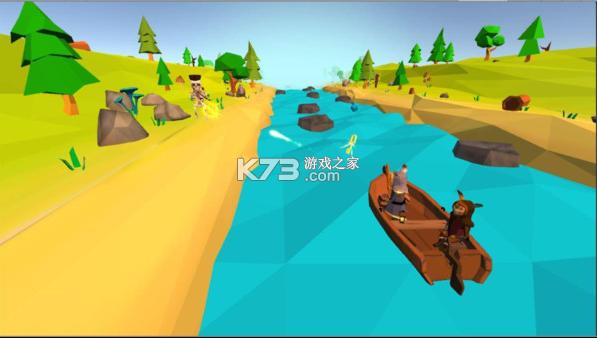 我的木筏旅行 v0.4 游戏 截图