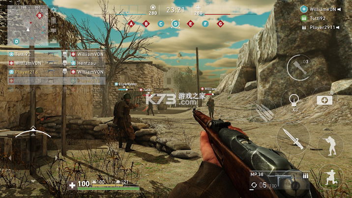 战争幽灵 v0.2.5 游戏 截图