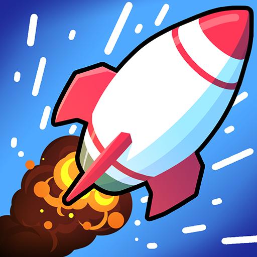 正义小火箭金币不减反增版v1.1.3