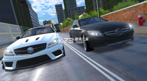豪车驾驶模拟 v1.4 破解版 截图