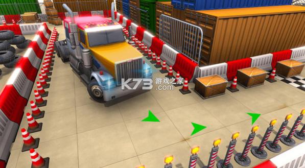 城市卡车停车模拟器 v1.0 游戏 截图