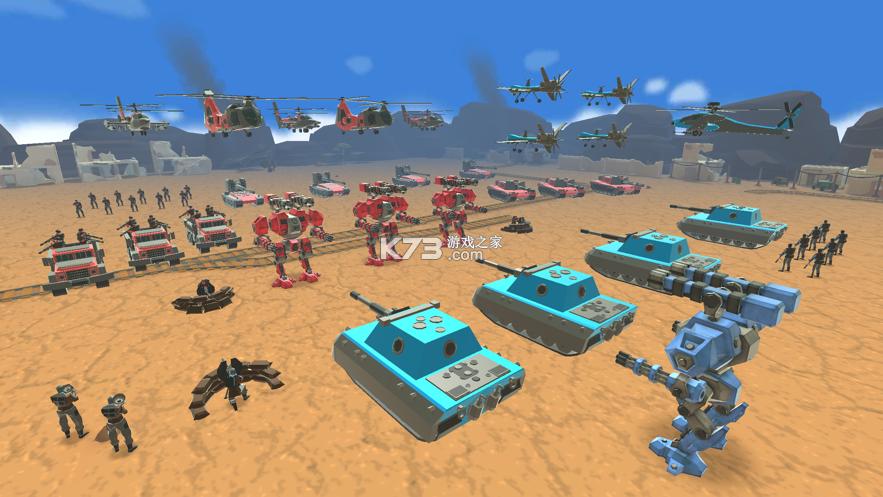 陆军战争模拟器2 v1.2.70 无限钻石版最新版 截图