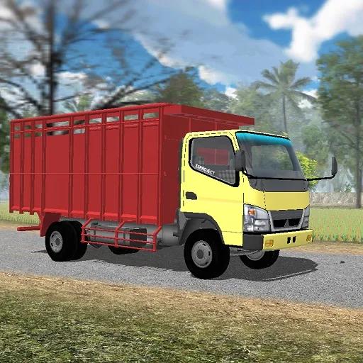 ES卡车模拟器破解版v1.0