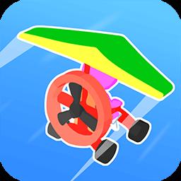 滑翔大冒险无限金币版v1.2.0