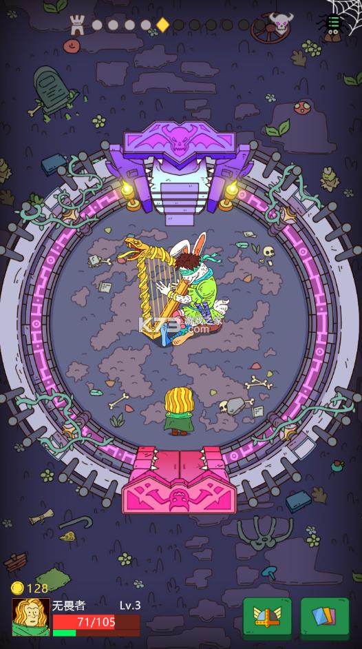 骰子元素师 v0.4.2 无限金币宝石破解版 截图