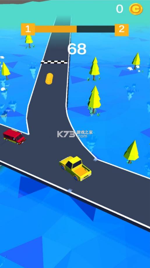 高速公路过马路 v0.2 安卓版 截图