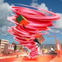 龙卷风毁灭模拟器中文版v1.0