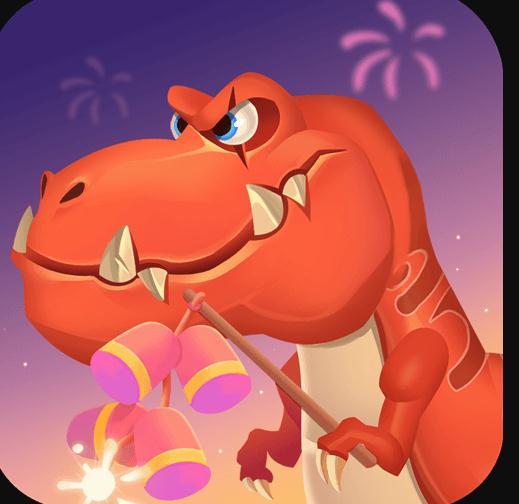 挂机养恐龙无限骨头破解版v1.1