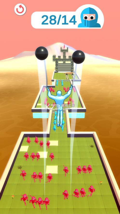 God of Balls v1.0 手机版 截图