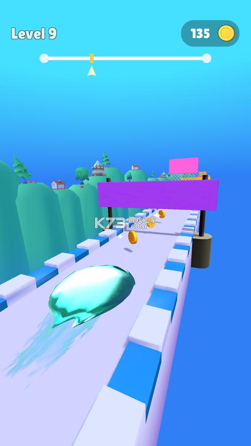 鬼墙跑道 v1.0 游戏 截图