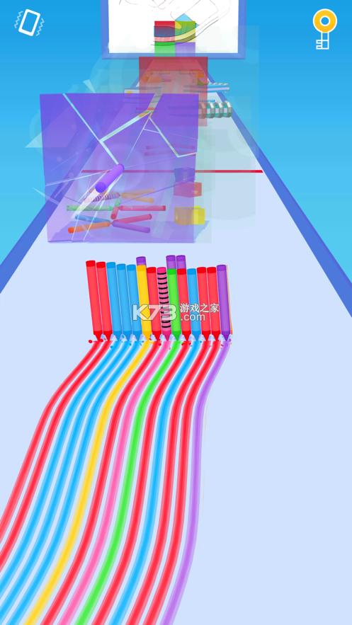 铅笔跑酷3D v0.5.2 手机版 截图