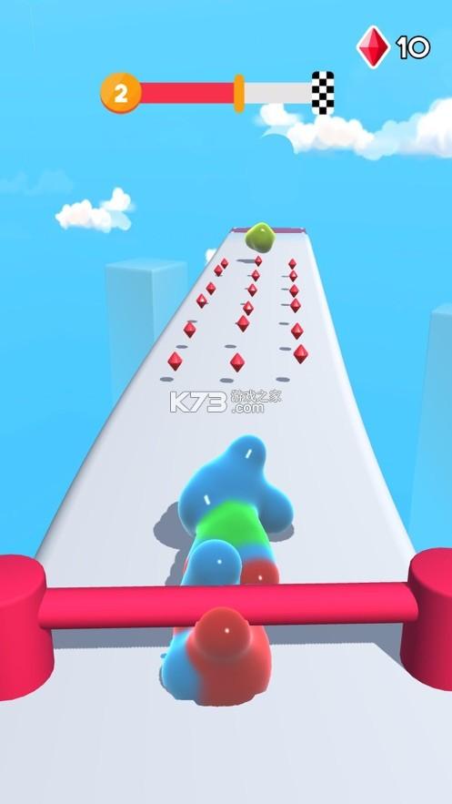 果冻人快跑 v6.0 游戏 截图