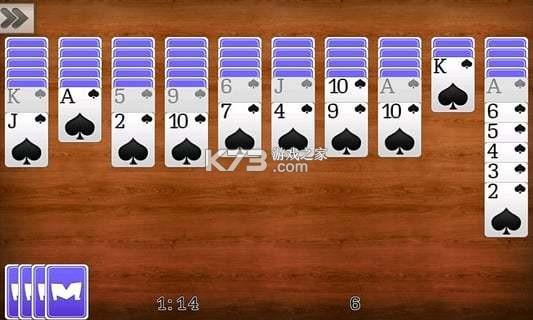 经典扑克接龙 v1.1.9 领红包版 截图