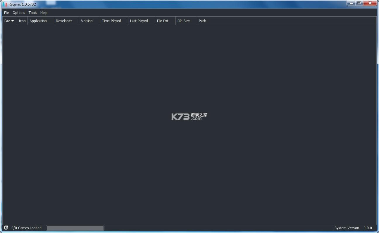 switch模拟器Ryujinx Mac版 v1.0.6732 截图