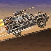 战车撞僵尸2 v1.4.32 无限汽油版