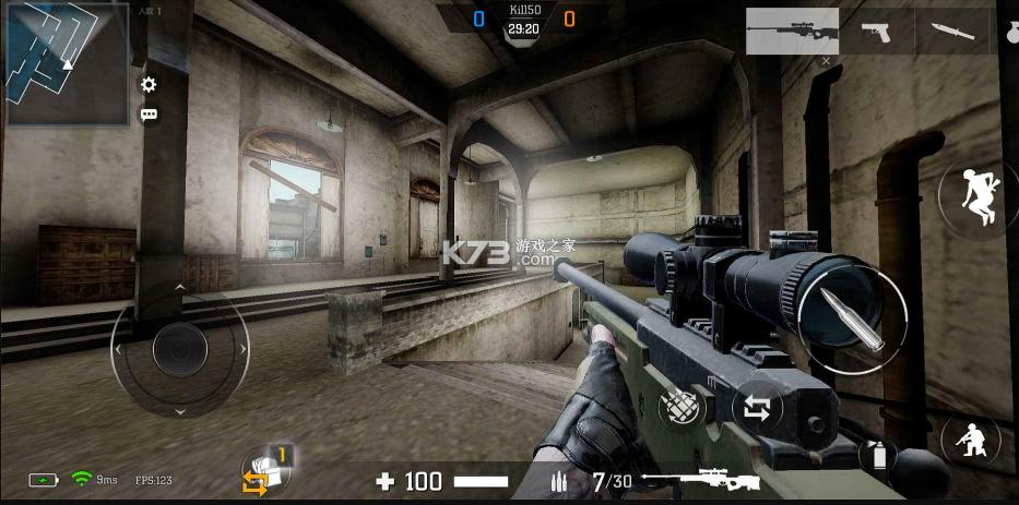 枪破黎明 v0.88 测试版 截图