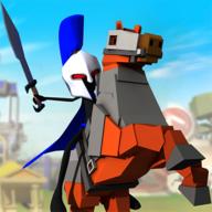 火柴人希腊勇士城堡战争游戏