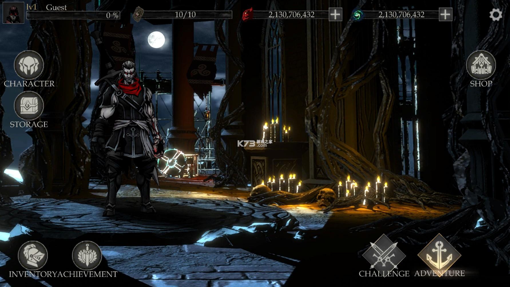 黑暗骑士火柴人战斗2 v1.47.3.2 破解版 截图