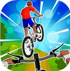 疯狂自行车极限骑行苹果版v1.1