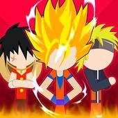 超级火柴人战斗全明星英雄游戏安卓版v1.5