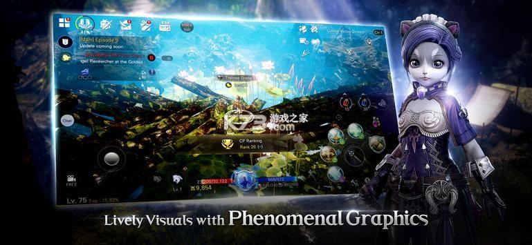 神佑Mobile v1.200.267674 国际服 截图