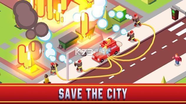 放置消防员帝国大亨 v0.9.3 汉化版 截图