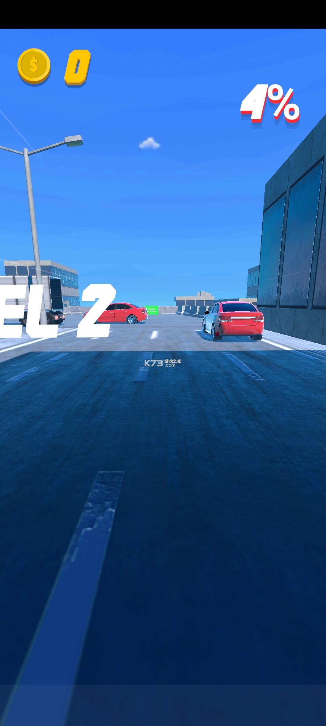 天台跑酷 v1.3 游戏 截图