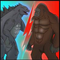 哥斯拉vs金刚游戏