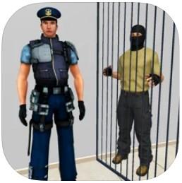 警察模擬車警察駕駛游戲v1.0