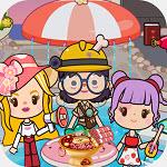 托卡乐园美食生活游戏v1.1