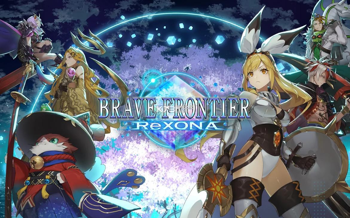 勇者前线ReXONA v1.0.2 日服版 截图