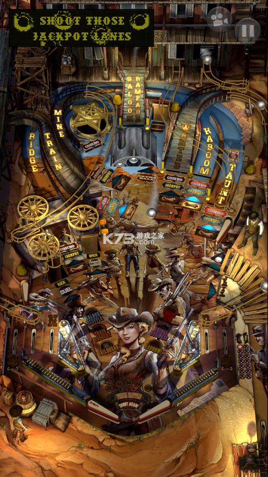 Zen Pinball Party v1.0 游戏 截图